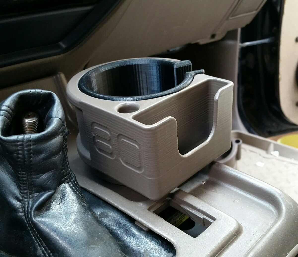 Lexus Of Tacoma >> 80 Series/LX450 Single Cup Holder – BH3D Printing