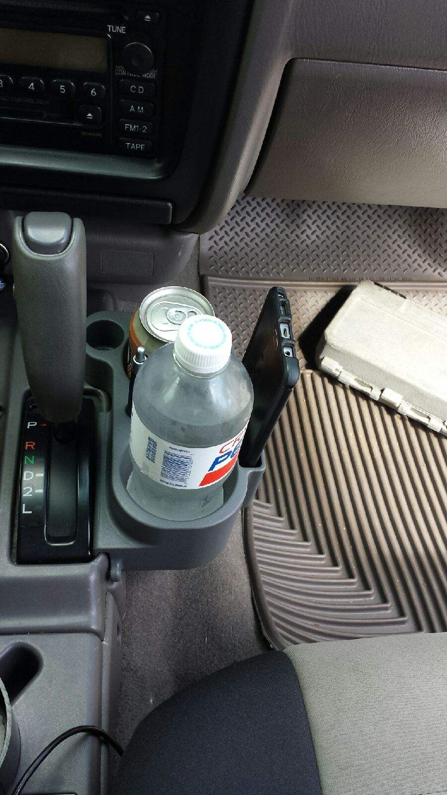 1995-2004 Tacoma Double Cup Holder – BH3D Printing
